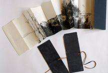 ligatures, glue and cotton