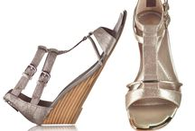 Resort Ready Sandals / perfect shoes for your winter get away / by Shoeline.com ♥
