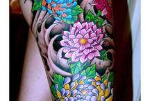 Japans tattoo
