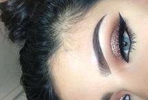 Maquillaje glitters
