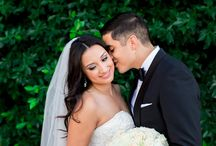 Phoenix Wedding at St. Francis Xavier Catholic Church
