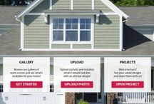 Gentek Visualizer / Here's how to see your house reno, before you reno with our new online software!
