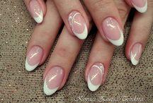 Esküvői körmök / Weddign nails
