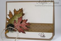 Fall Cards / by Jeffrey Guenther