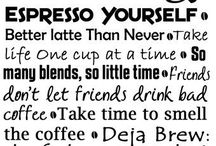 Coffee / by Nicole Kowalk