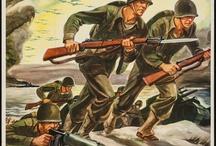 War Propaganda Posters / by Roger Gallerini
