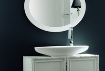 Italian Bathroom / Choose your style for your bathroom! In this board are exposeds some bathroom compositions which could be composed following your needs. Transport in all Europe, furniture only Made in Italy