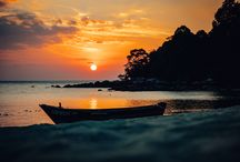 Lovely landscape photos around Adang Island Resort