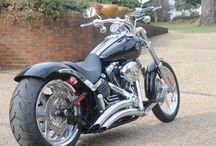 Harley mods