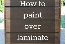 Paint laminate / Paint laminate