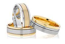 DORA Two Tone Mens Wedding    Rings   Bands / DORA Two Tone Wedding   Mens Rings   Bands