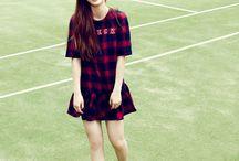 Kpop idol/actress
