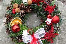 Vánoční a adventní inspirace