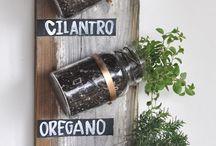Herbs / Growing, using and enjoying all sorts of hetbs