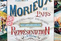 Teater plakater