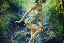 """Fantasy and Fairies   """"Fantasia e fate"""""""