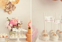 themed wedding: sparkling gold