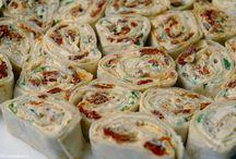 Wraps/Burrito/Tosti