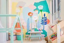 kids room/playroom