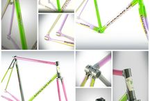 Pista / track bicycle