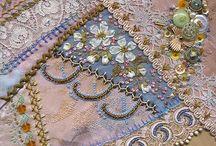 embellished quilts