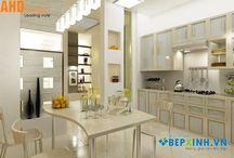 Mẫu tủ bếp đẹp / Mẫu tủ bếp đẹp - BestHome (228 & 232 Thụy Khuê, Tây Hồ, Hà Nội) là đơn vị chuyên thiết kế và thi công tủ bếp. Cam kết mẫu đẹp và chất lượng sản phẩm