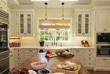 Kitchens / Kitchen ideas for your dream kitchen, including white kitchens, rustic kitchens, black kitchens and more.