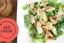 Çorbalar ve Salatalar | Yemek Tarifleri