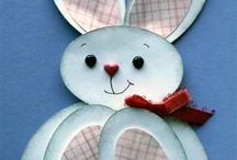 Lovely rabbit 3d