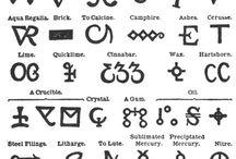 SYMBOLES+Écritures+Amulettes, Penta... / Le grand mystères des écritures, déchiffrer, trouver le sens des sigils et bien d' autres.. . / by Witch Gypsie Yzaeve