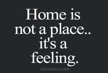 Home feelings