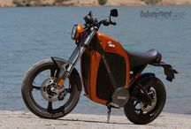 Electric Motorcycles / by bikerMetric