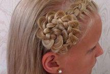 Hair styles / Hair styles and beauty