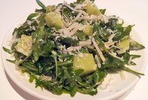 Board spécial salades vertes / Vous le devinez déjà… la salade verte, c'est super sain ! Comme toujours, nous vous avons mis de côté un maximum d'inspiration. Au travail !