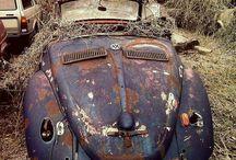 véhicules oublié