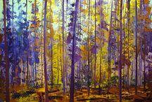 Expressionistische landschappen
