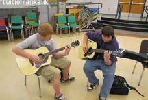 Guitar Classes for Beginners @ Ja-Ela