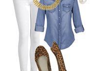 Oufit jean