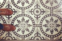 ABOUT TILES / by Isabella Hidalgo