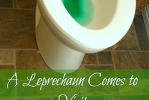 St. Patrick's Day decor and crafts / by The Crafting Place.Etsy.com Rebecca Casiano