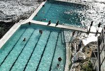 Ocean pools