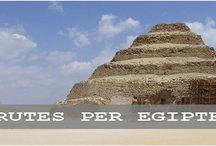 Egipte amb avis i nens