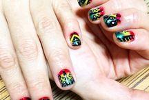 Nails by Ery / Unhas decoradas que eu fiz