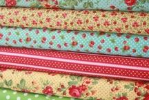 fabrics / telas  / me encantan los diseños de las telas , infinita variedad , ganas de crear