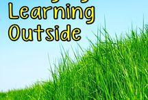 Outdoor teaching
