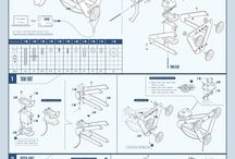 Drawings - //// Assembly + Instructions