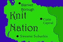Knit Nation /  Knit Nation is the place you will find all the knitting projects and patterns