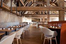 Restaurants & Cafe inspiration