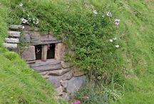 지하 주택