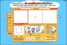 Tutorials and Reviews / Learn more about what the Ed Tech and Ed Chat world has to say about MakeBeliefsComix!
